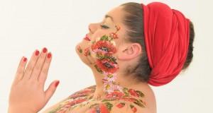 Foto: RTS / S. Sarić; Body Art: Zuzana Veresky