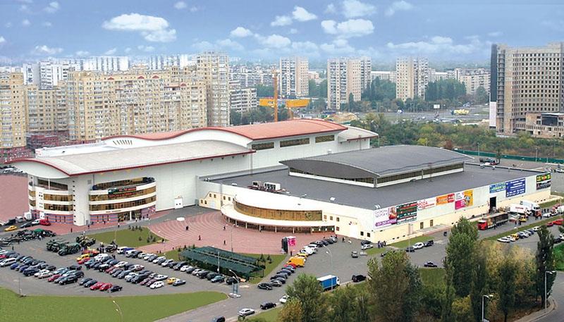 Kijevski Internacionalni izložbeni centar (NTU)