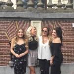 Tijana i predstavnice Holandije OG3NE