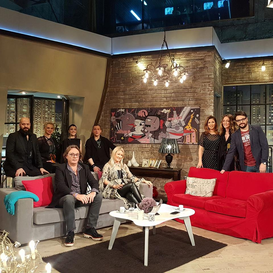 """Iz emisije """"Konačno petak"""" na RTVBH"""