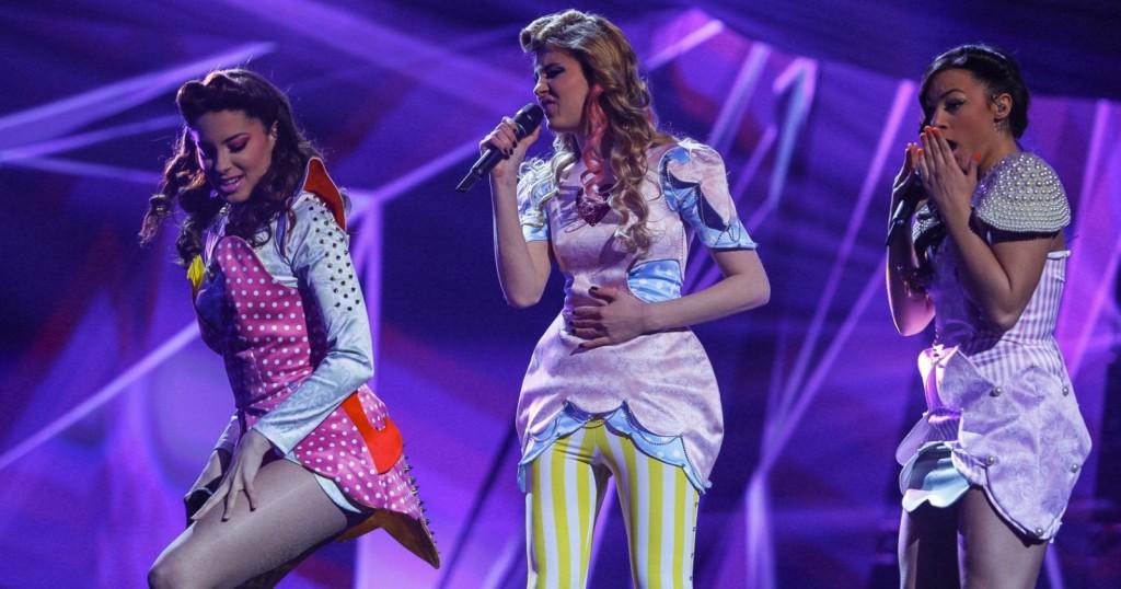Moje 3, Malme 2013. Foto; EBU