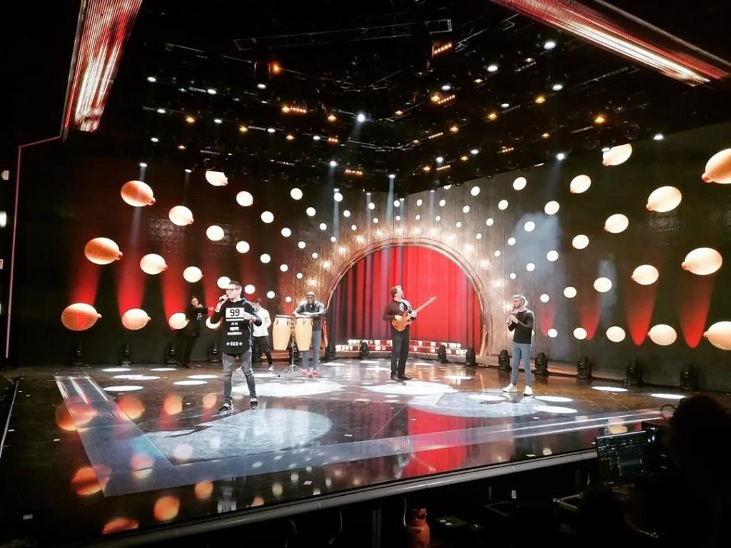 Proba nastupa za Beoviziju (Foto: Balkubano instagram)