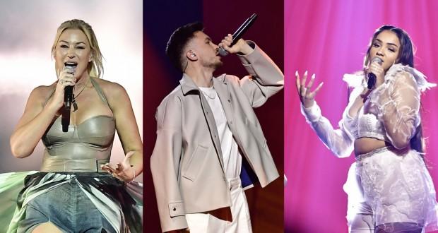 Foto: SVT / Melodifestivalen / Stina Stjernkvist