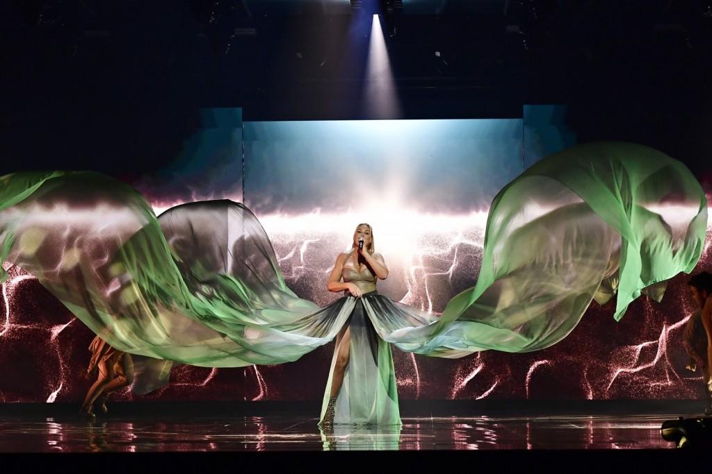Foto: Sveriges Television / Melodifestivalen / Stina Stjernkvist