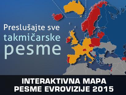 ESC 2015 interaktivna mapa
