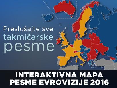 ESC 2016 interaktivna mapa