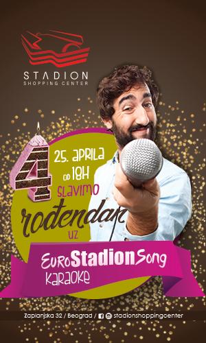 EuroStadionSong karaoke